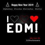DJ Elina Karavaeva - I Love EDM Vol. 5