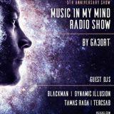 Blackman - Music In My Mind 5th Anniversary Show (2019.12.04.)