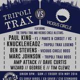 Tripoli Trax vs Vicious Circle promo mix by Wizard