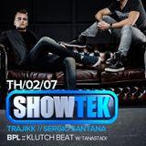 Showtek - Live @ Beta Nightclub Denver (USA) 2013.02.07.