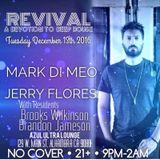 JERRY FLORES Live @ REVIVAL LOS ANGELES 12-13-2016