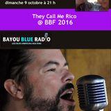 Birdland Magazine - They Call Me Rico - interview BBF 2016