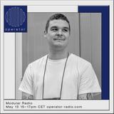 Modular Radio w/ Woody & Nico van Meurs - 13th May 2017