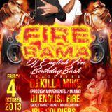 Fire Rama Promo Mix (Irie Soldiers & Prodigy Movements)