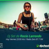 Pinchadiscos Radio Zero Dj Rocio Larrondo (27.01.17)