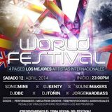 DJ Kenty   World Festival Madrid Promo Mix