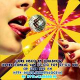 Cors Disco en Soulshow van 12 maart 2017