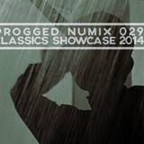 Progged Numix 029 (December 2014) with EDU, Toper *Classics Showcase*