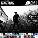 Electrik Playground 1/7/17 inc S.P.Y Guest Session