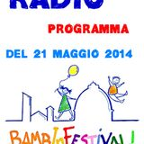 radio bambinfestival #1