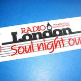 Stevie Wonder surprise appearance at Radio London Soul Night out with Tony Blackburn