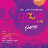 Groove Beach 246 Promo Mix