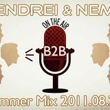 NEMOL & SZENDREI B2B Summer Mix 2011.08.21