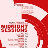 Lathos presents Midnight Sessions Episode 050 (GuestMix: MPC) (23-03-2014)