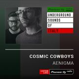 Cosmic Cowboys - Aenigma #012 (Underground Sounds Of Italy)