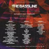 DJ STU-E THE BASSLINE FESTIVAL ARENA 1 STRICTLY OLD SKOOL PROMO 2015