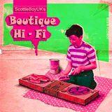 Boutique Hi-Fi #3 Feat. Huas - Ness Radio