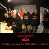 JAZZ STATION on BRUZZ, SUNDAY JANUARY 14th, 2018