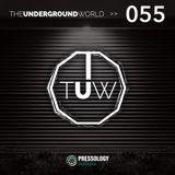 The Underground World Radio Show 055