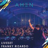 Franky Rizardo - Live @ Amen (Rotterdam) - 11.02.2017