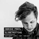 Obroni pres. Globetrotting at We Are Various   14-09-19