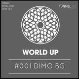 DiMO BG - World Up Radio Show #001 (April 2016)