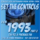 Set The Controls...for 1993 Part 2