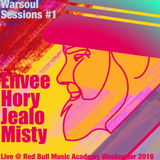 Warsoul Sessions #1 - Envee, Hory, Jealo, Misty @ Red Bull Music Academy Weekender 2016 - PART 2