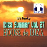 Ibiza Summer Vol. 27 - HOUSE de IBIZA
