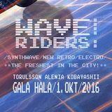 Alenia Live set Wave Riders Vol.5 @ Gala Hala 1.10.2016