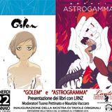"LRNZ presenta ""Golem"" e ""Astrogamma"" al Lanteri - 22/01/2016"