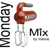 Monday-Mix by manuell #075 - 24-11-2014