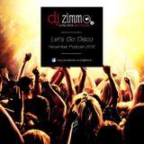 Let's Go Disco (DJ Zimmo Mix)