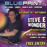 Steve E Wonder MC Twos Blueprint 8 Bedford Live 2018