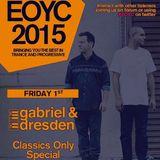 Gabriel & Dresden EOYC 2015 Classics Only Producers Set