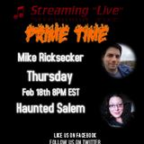 Beyond the Grave Radio Guest Mike Ricksecker
