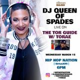 GUEST #WCW MIX ON @HIPHOPNATION 03.15.2017