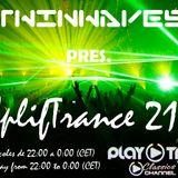 Twinwaves pres. UplifTrance 210 (04-10-2017)