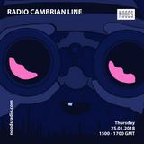Radio Cambrian Line: 25-01-18