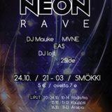 NEON RAVE 2014 / Mixtape Teaser // 2Side // Deep House