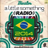 A Little Something Radio | Edition 60 | Hosted By Diesler | Copa Do Mundo Especial