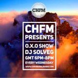 DJ SOLVEG O.X.O show on CHFM Wednesday 23_01_2019