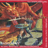 Radio Party 007: Karl Marx, the Dwarf (feat. Bikeface)