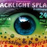 Yanniz DjSet @ Blacklight Special - Frühlingsgefühle - PsyTrance Floor - Rasthaus B9 (24.03.2018)