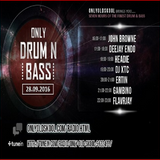 FLavRjay on OOS Radio. Only Drum n Bass Night. 28-Sept-16