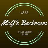 "McG's Backroom #322 - The ""27 Club"" - October 7, 2017"