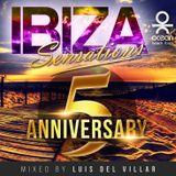 Ibiza Sensations 117 The podcast 5th Anniversary @ Tomorrowland Belgium July the 26th