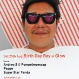 With Love Live: Super Star Panda_BD-Boy @ Glow Club_25/08/2012