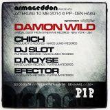 DJ Slot @ Armageddon (PIP Den Haag Netherlands)