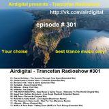 Airdigital - Trancefan Radioshow #301 2017-06-09